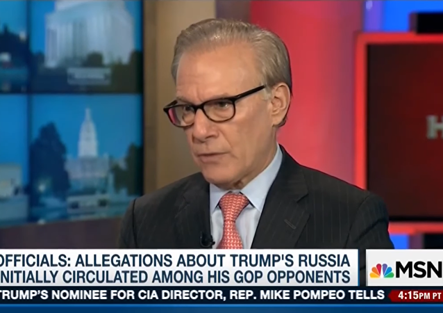 David Ignatius, columnista de The Washington Post ofrece entrevista a la cadena MSNBC