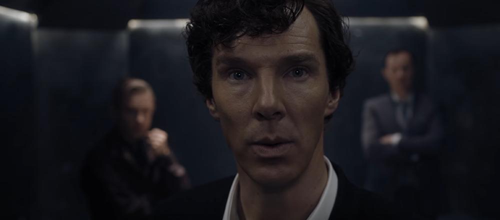 La serie británica Sherlock