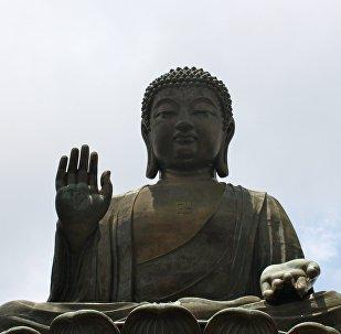 Estatua de Buda (archivo)