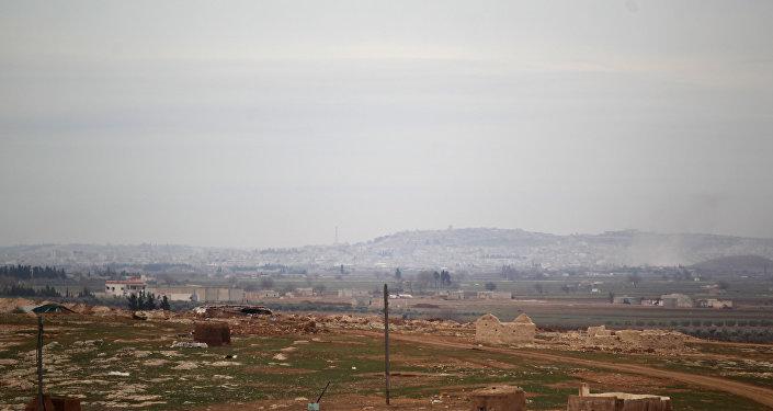La ciudad siria Al Bab