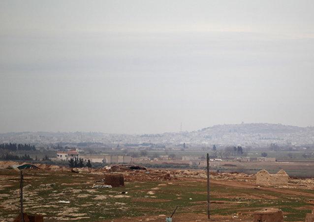La ciudad siria Al-Bab
