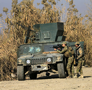 El Ejército iraquí (archivo)