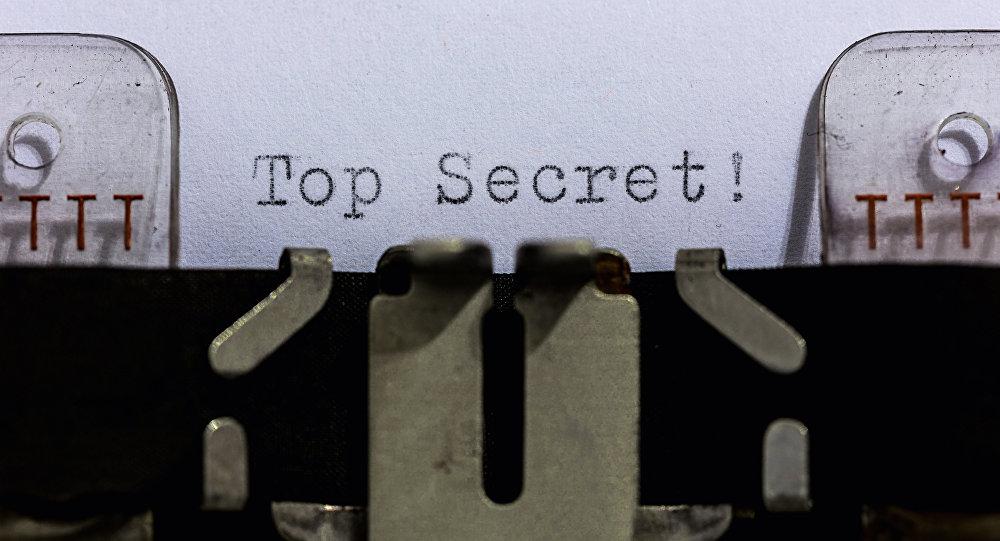 Información secreta (imagen referencial)