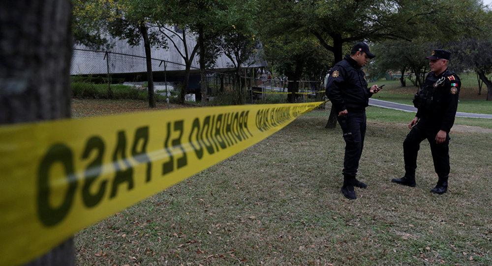 La policía mexicana (archivo)