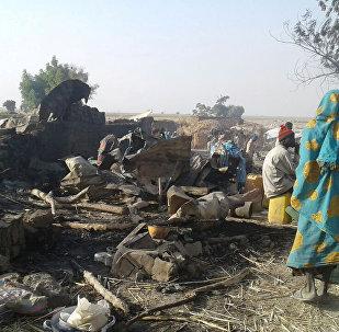 Ataque contra un campo de refugiados en Nigeria