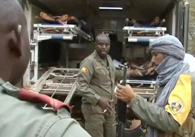 Las víctimas del atentado en Malí