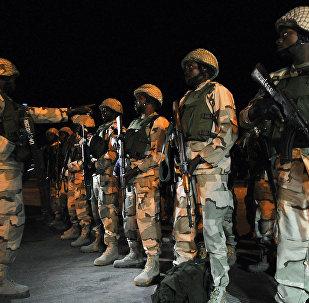 Fuerzas militares de la CEDEAO