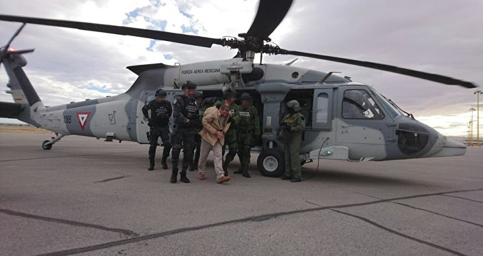 La extradición del narcotraficante 'El Chapo' Guzmán a EEUU