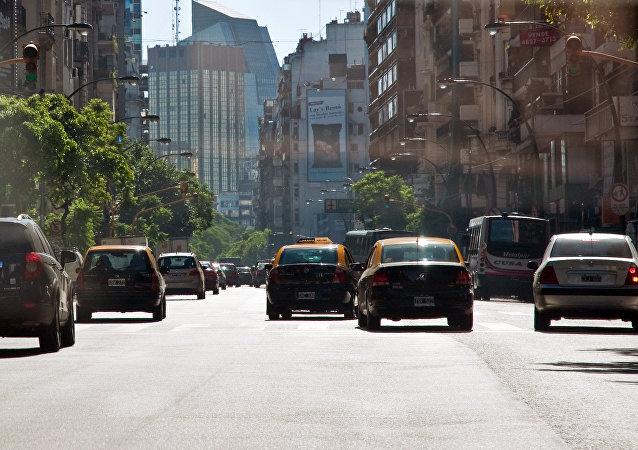 Taxis de Buenos Aires