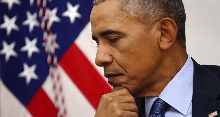 Barack Obama, expresidente de EEUU