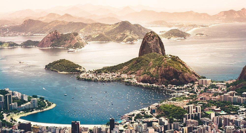 Río de Janeiro, la capital de Brasil