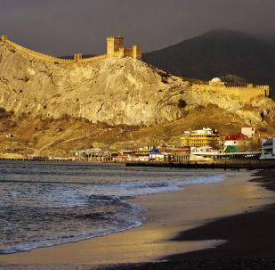 Sueño invernal en Crimea