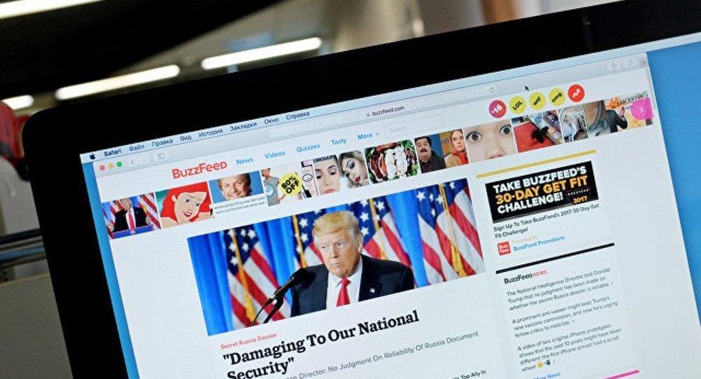 Informe de BuzzFeed News sobre Donald Trump