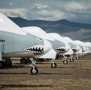 Cierran una base de la Fuerza Aérea en Arizona después un presunto tiroteo