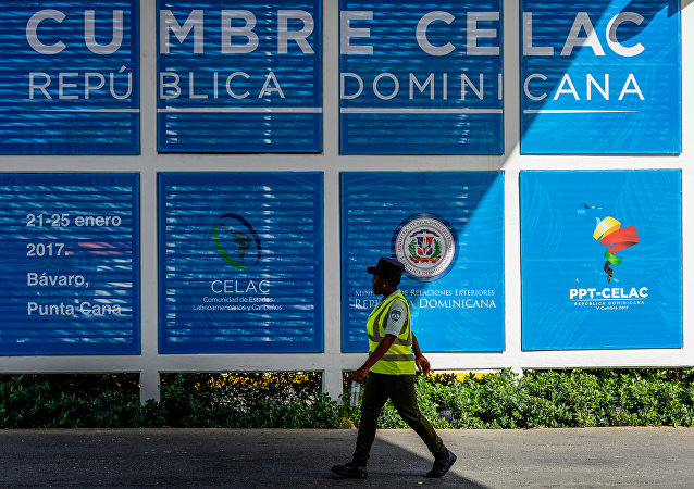Cumbre de CELAC en República Dominicana