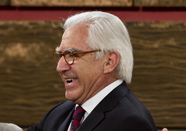Mario Fernández, ministro del Interior chileno