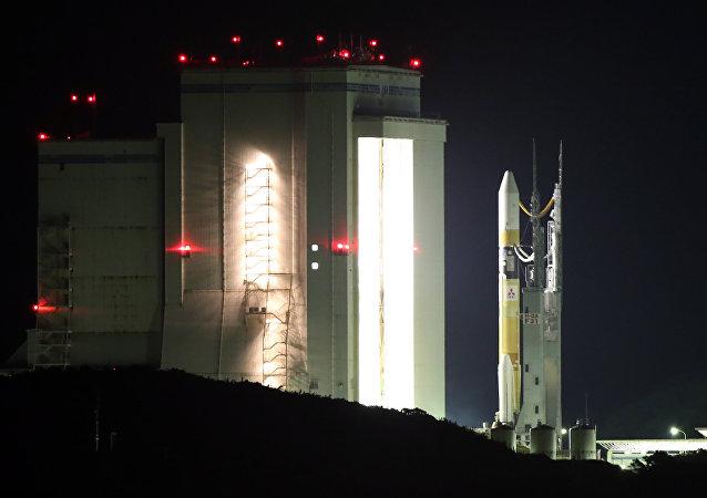 Cohete H-2A (archivo)
