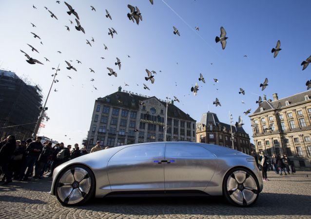 Cuando el chofer es un robot: transporte sin conductor