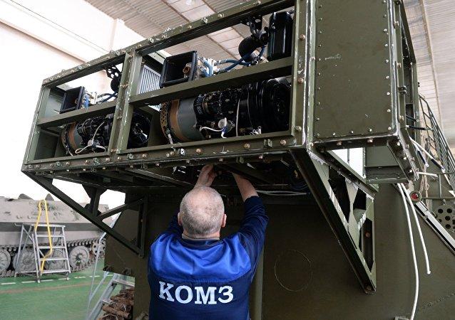 Вертолеты Ми-8 МТВ-5-1 с комплексами РЭБ Рычаг-АВ переданы ВВС России