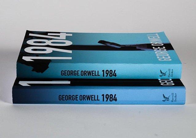 La distopía '1984' de Orwell