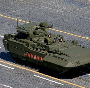 Vehículo de combate de infantería T-15 Armata
