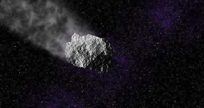 Asteroide (ilustración)