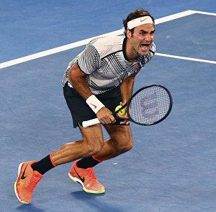 Roger Federer vence a Rafael Nadal en el Abierto de Australia, 29 de enero de 2017