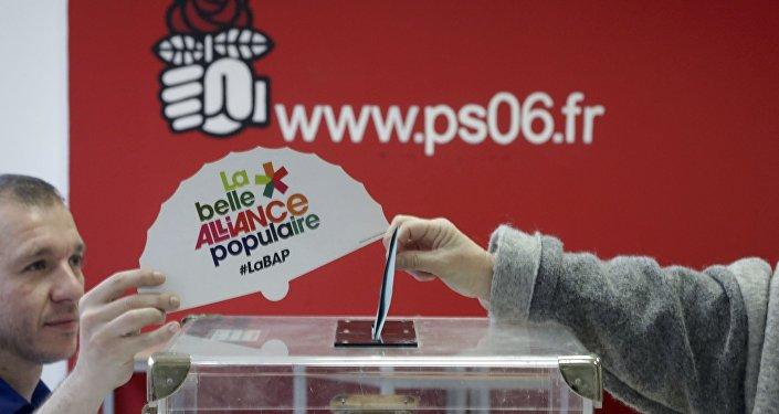 Las elecciones primarias del gobernante Partido Socialista