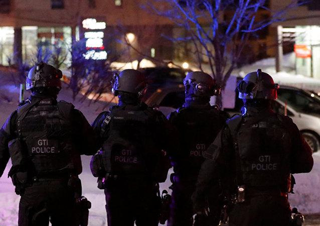 Policía de Canadá (Archivo)