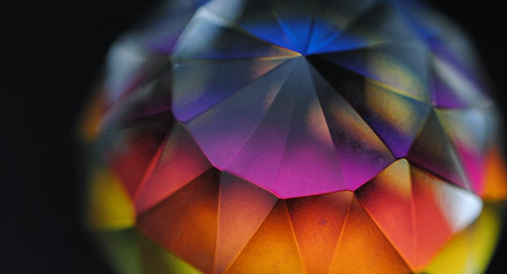 Un cristal