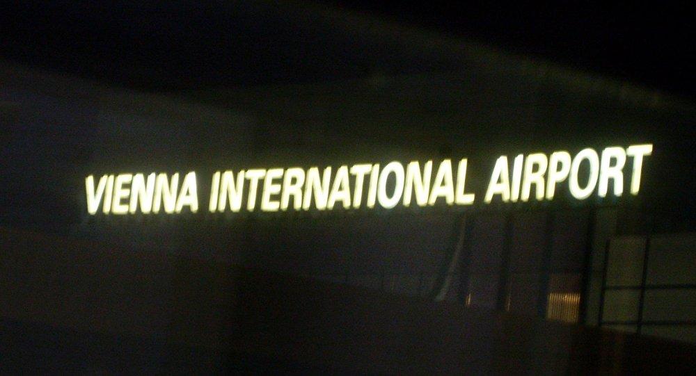 El aeropuerto de Viena