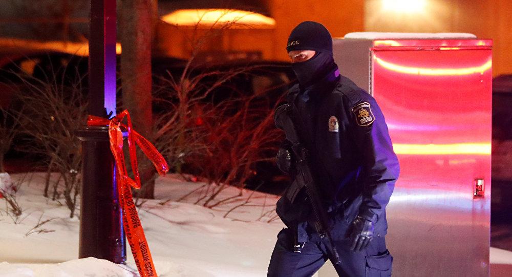 La policía de Canadá (archivo)