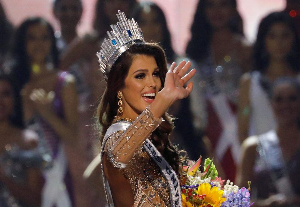 Iris Mittenaere, de Francia, Miss Universo 2016