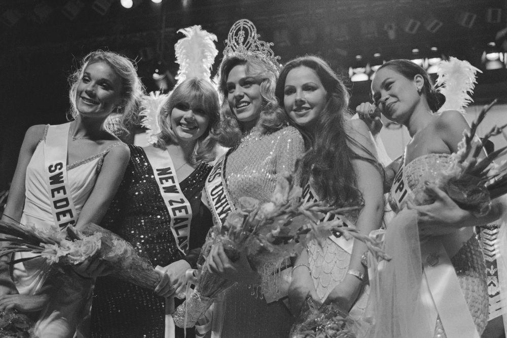 Shawn Weatherly, de Estados Unidos, Miss Universo 1980