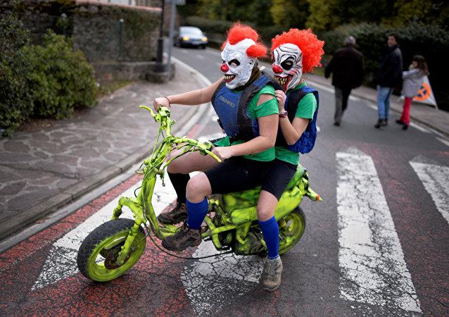 Carnaval demoníaco en el País Vasco