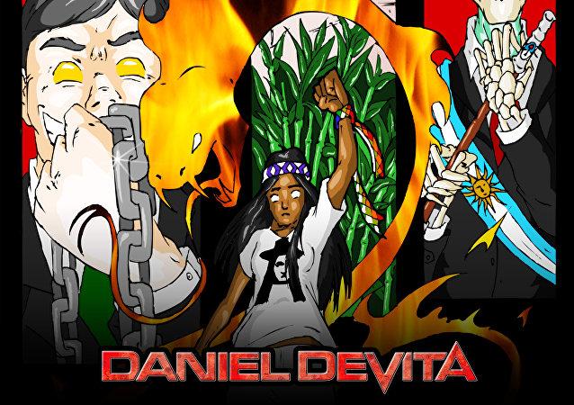 Portada del álbum Milagro, de Daniel De Vita