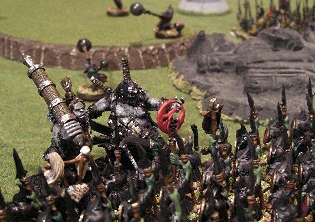 Muñecos de Warhammer
