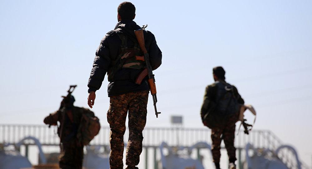 Fuerzas Democráticas de Siria (FDS)