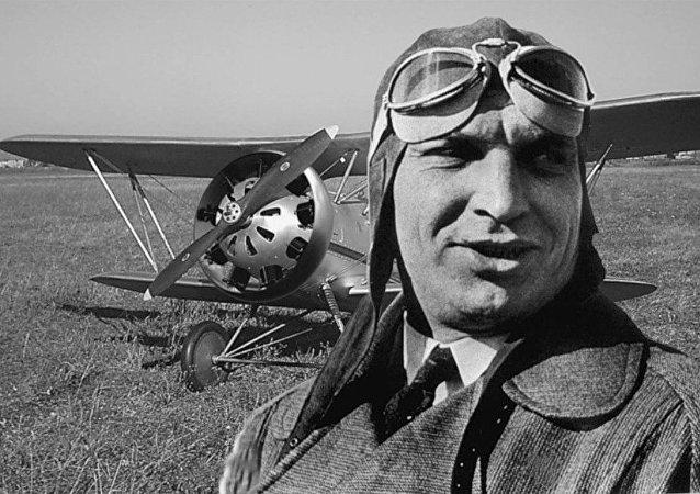 Valeri Chkálov, héroe de la Unión Soviética