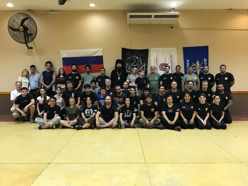 Seminario de Systema en Argentina, enero 2017