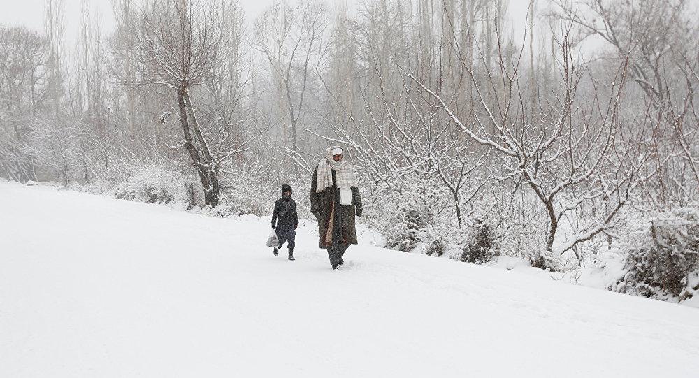 Mueren al menos 45 por avalancha de nieve en Afganistán