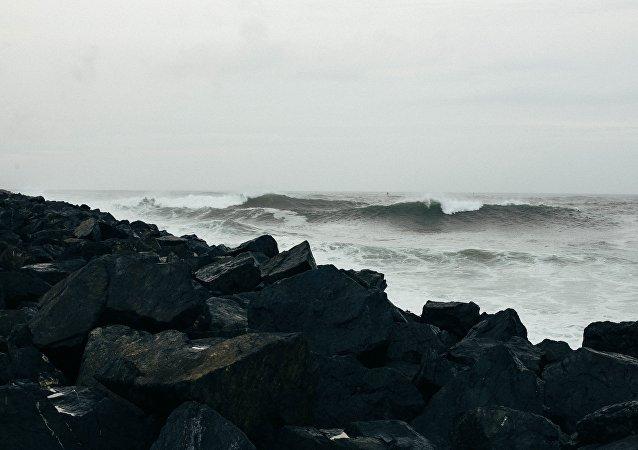 Las olas (imagen referencial)