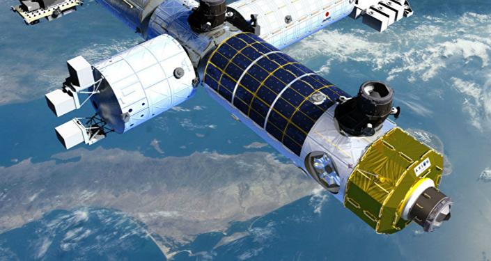 El proyecto de la primera estación espacial privada