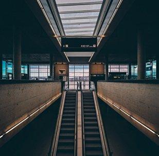 Un aeropuerto