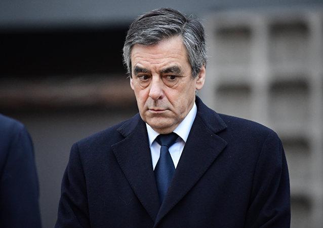 François Fillon, candidato a la presidencia de Francia