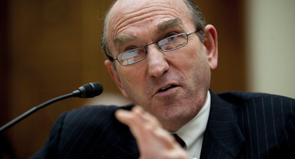 Elliott Abrams, representante especial de EEUU para Venezuela