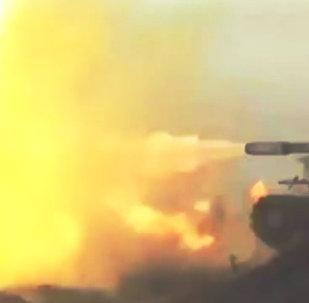 Así repele el Ejército de Siria los ataques de los insurgentes