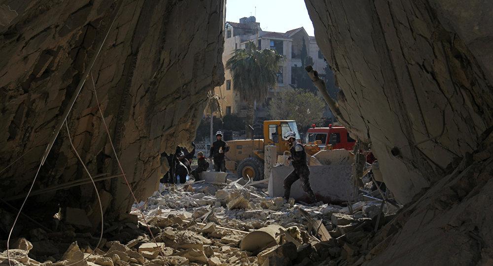Las señales que envía EEUU acusando a Siria de realizar un supuesto ataque químico