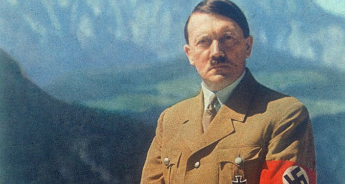 Adolf Hitler en el documental 'Hitler in Colour', 2005