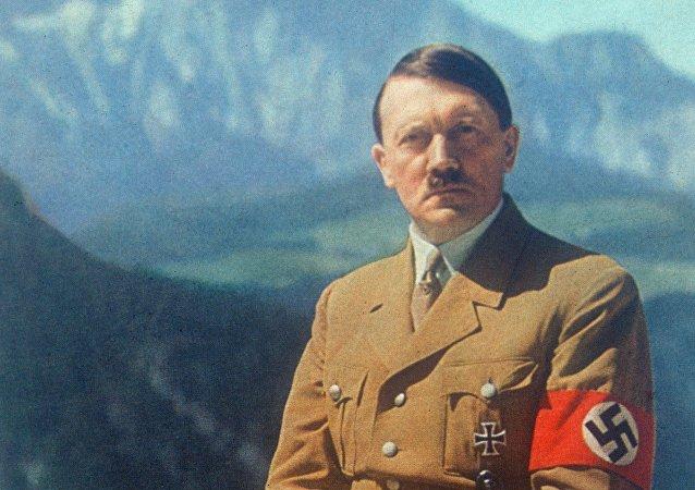 Adolf Hitler en el documental 'Hitler in Colour', 2005
